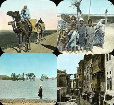 Egypt early XX century in pictures