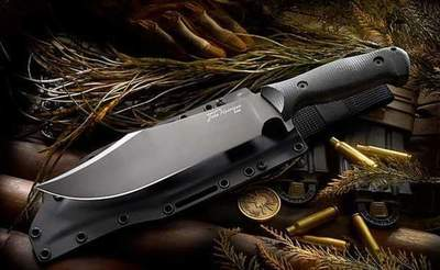 Ten of the best types of combat knives