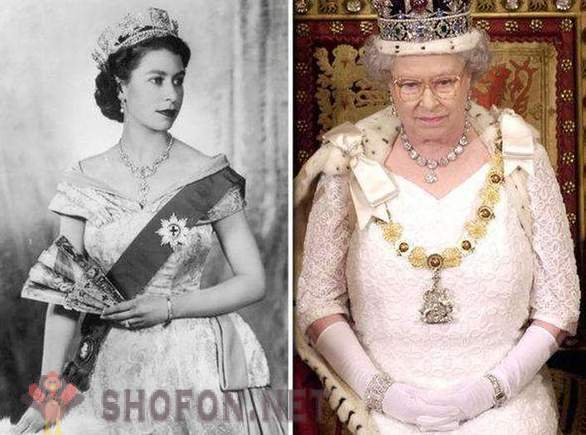 Jewels of the British monarchs of the dynasty