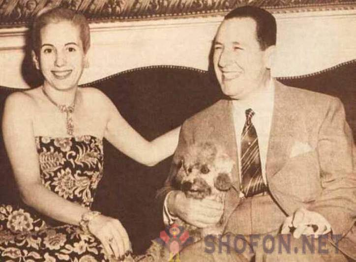 Evita Peron: Kept by a dark past before the first lady of Argentina