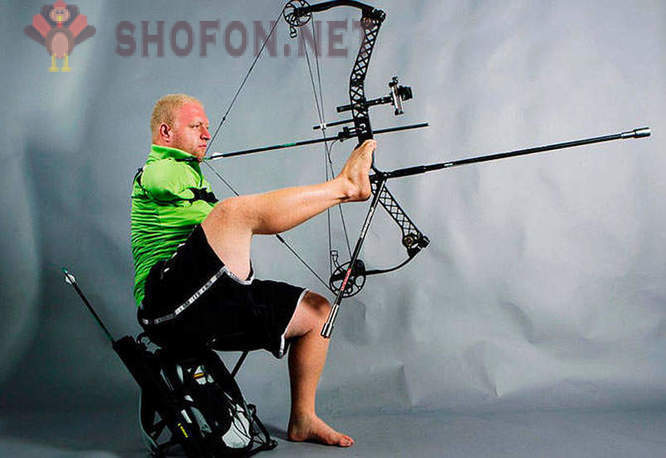Strong people - Paralympic Games 2012 in London